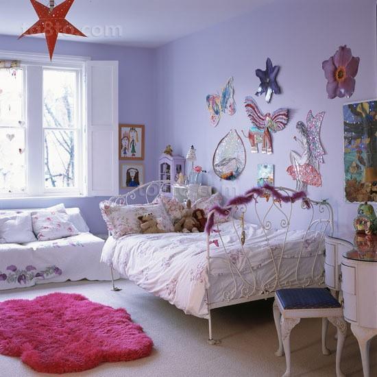 小户型儿童房装修效果图欣赏