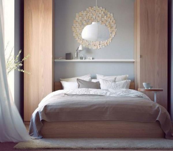 简约风格卧室装修效果图大全2012图片 小卧室装修效果图