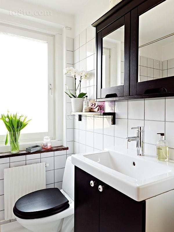 复式楼家庭厕所装修效果图大全2012图片