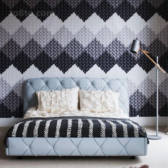 小户型卧室背景墙装修效果图大全2012图片