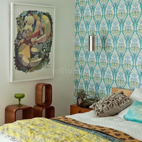 30平米小户型卧室装修效果图大全2014图片