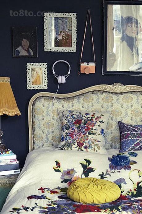 现代卧室装修效果图大全2014图片欣赏
