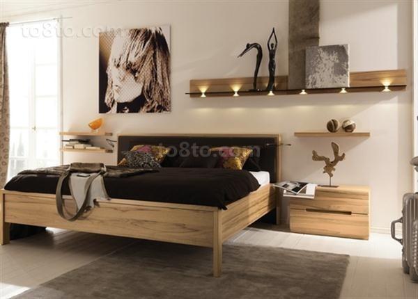 复式楼文艺范卧室装修效果图大全2012图片