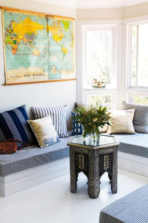 50平米小户型家装客厅设计效果图