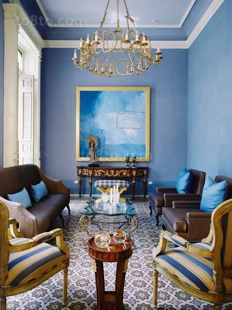 30平米小户型客厅装修效果图大全2014图片
