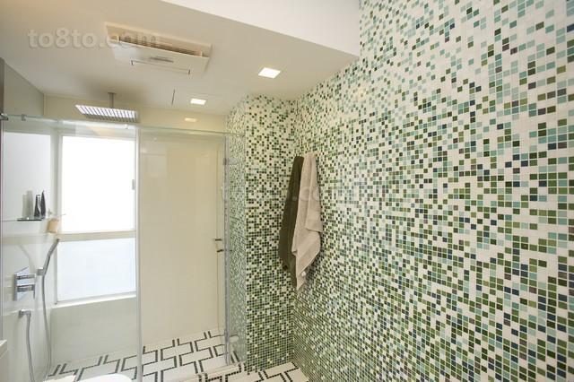 90平临海小户型卧室吊顶装修效果图大全2012