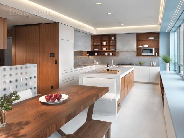 复式楼厨房裝修方案
