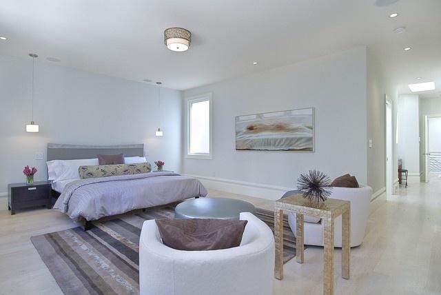 精美80平米二居卧室混搭装修实景图片欣赏