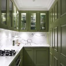 热门小户型厨房混搭装修效果图