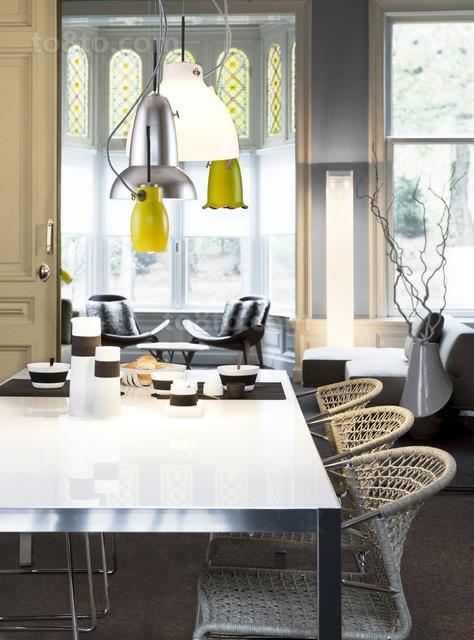 50小户型装修效果图 欧式现代风格餐厅