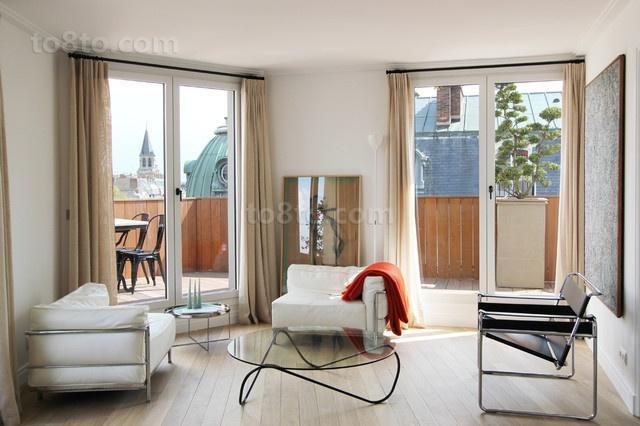 80平米小户型简约客厅装修效果图大全