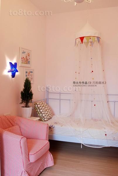 阳光里最新小户型儿童房装修效果图大全2014图片