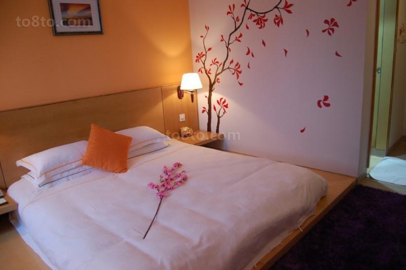 180平米复式欧式现代卧室装修效果图大全2014