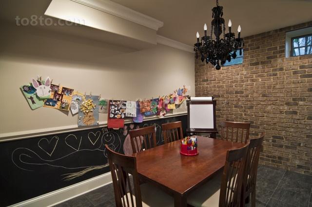 三室两厅欧式风格浪漫餐厅装修效果图大全2012图片
