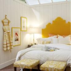 精选131平米混搭复式卧室实景图