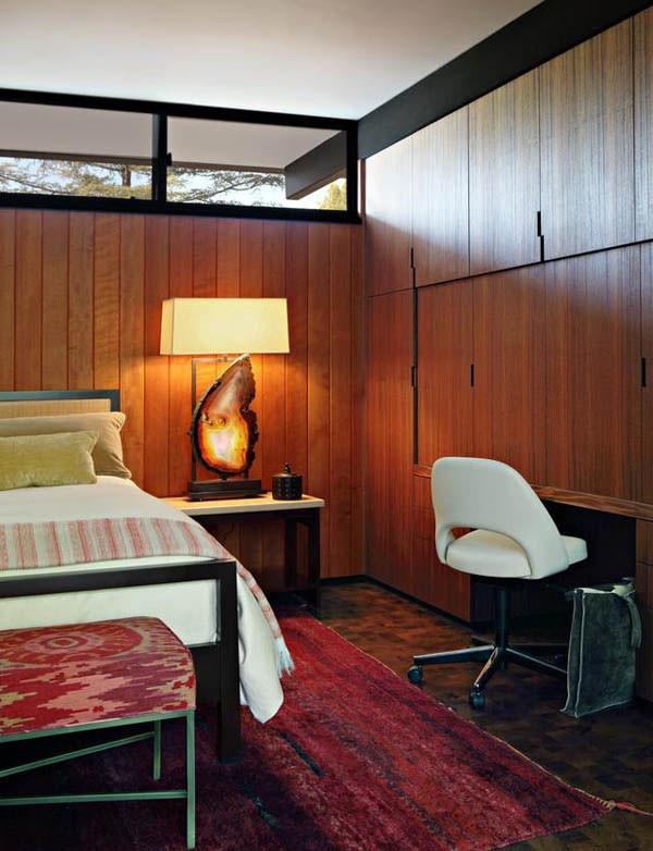 最新简约风格别墅卧室装修效果图