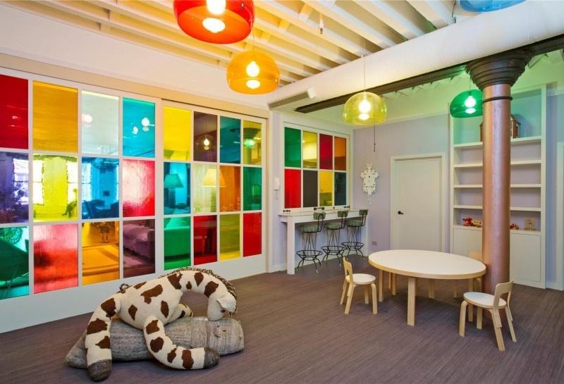 14万打造现代北欧风格休闲区装修效果图大全2014图片
