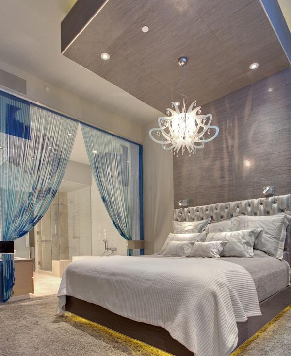 现代公寓室内卫生间设计图片