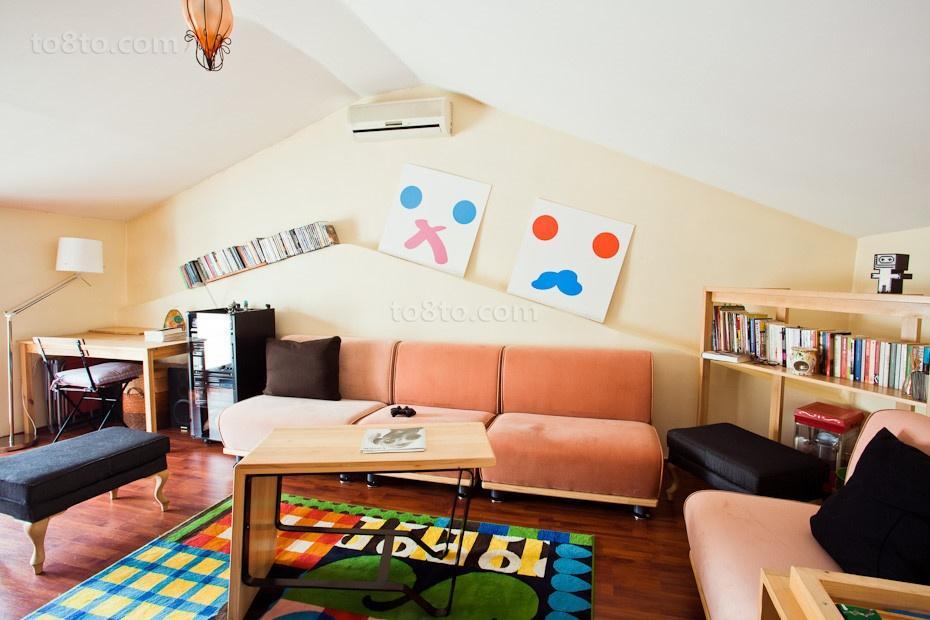 最新小客厅装修效果图大全2013图