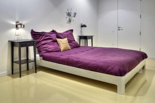 25万打造宜家清新现代风卧室装修效果图大全2014图片