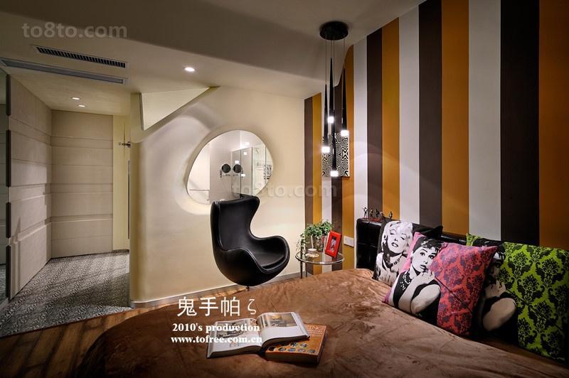 精美面积144平复式客厅混搭装修设计效果图片大全