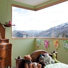 欧式风格主卧室设计效果图