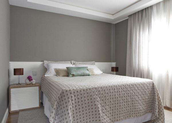 现代时尚的小户型书房窗帘装修效果图大全