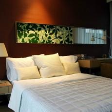 170万打造宜家中式风格卧室装修效果图大全2012图片