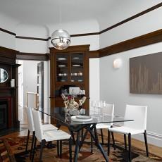 2018100平米三居客厅混搭装修效果图片