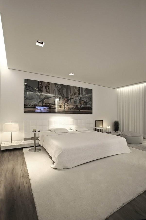 2018精选面积113平复式卧室混搭设计效果图
