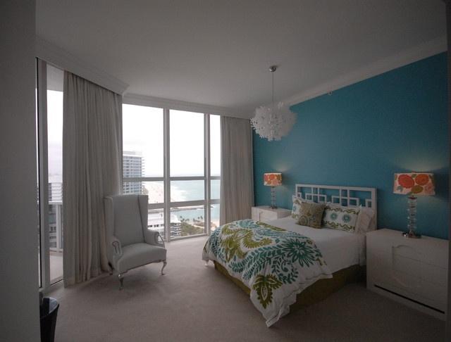 热门70平米混搭小户型卧室装修设计效果图片