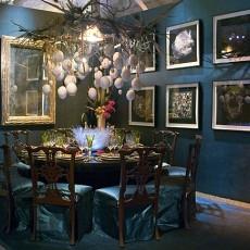 201875平方二居餐厅混搭装饰图片