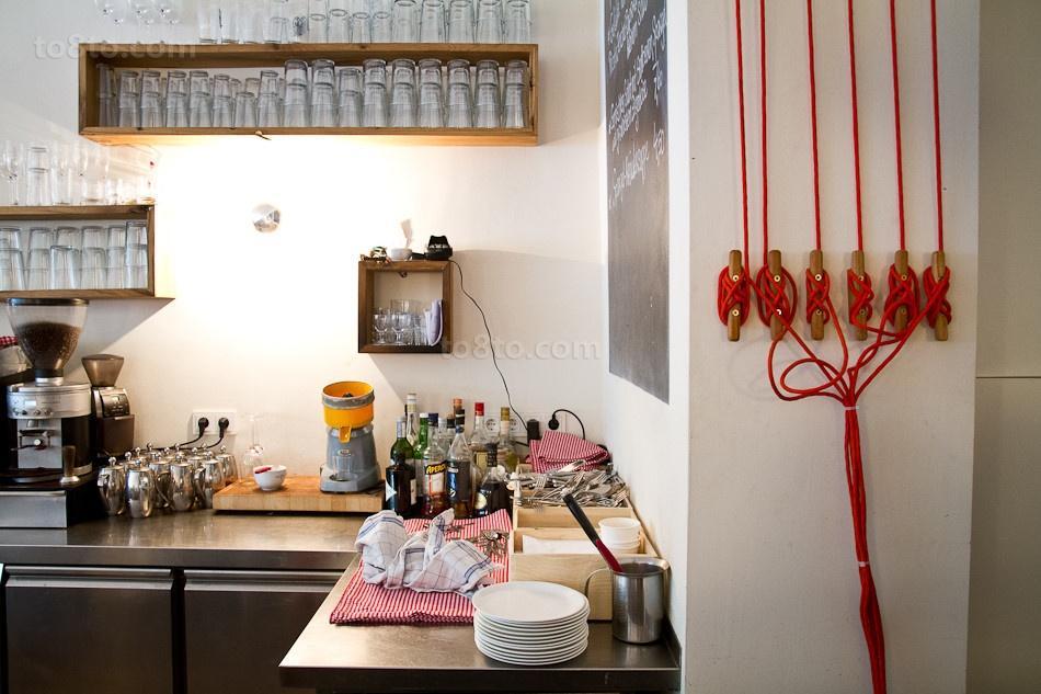三居室淋漓精致的厨房装效果图大全2014图片