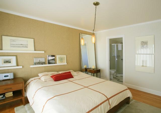 精美面积116平复式卧室混搭装饰图
