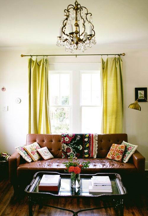 面积88平小户型客厅混搭装修图片欣赏