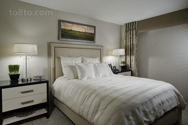 16万打造欧式风格小户型卧室装修效果图