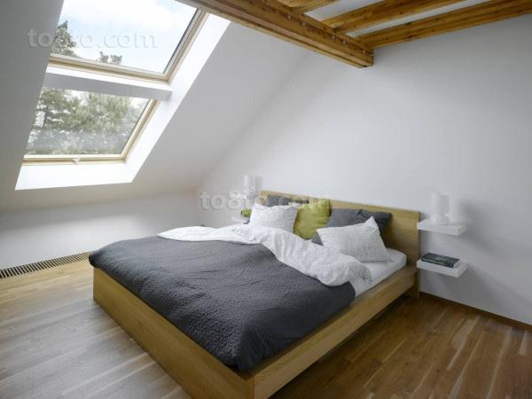 小复式楼卧室阁楼装修效果图大全2014图片