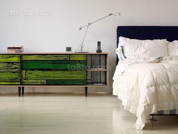 二室二厅简约自然的卧室装修效果图大全2014图片