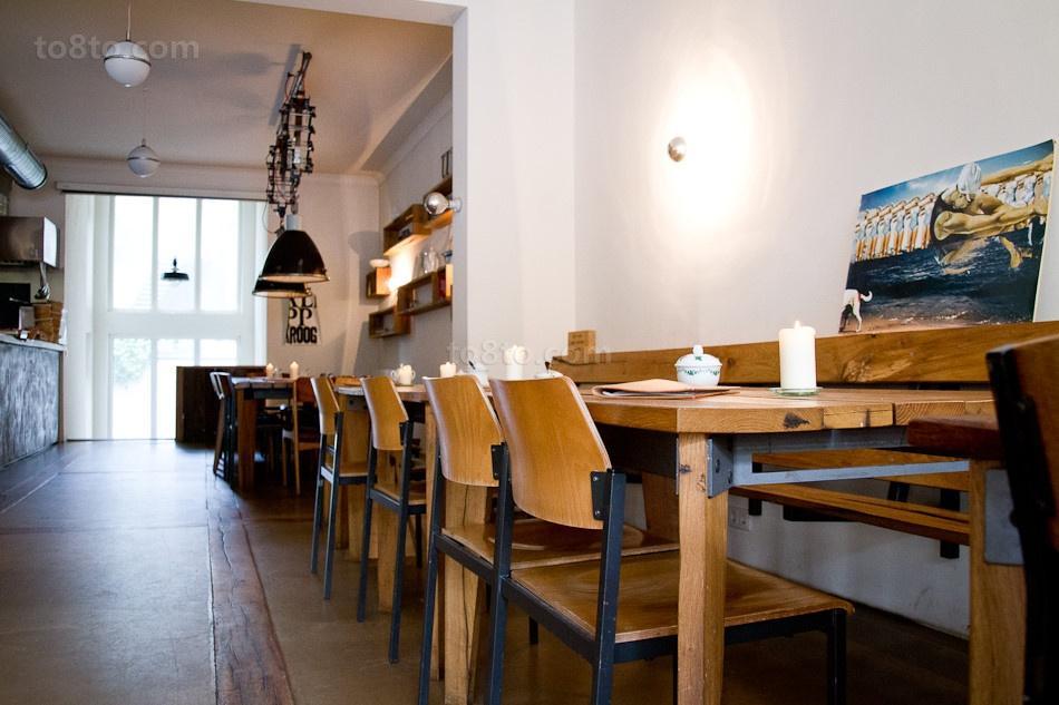 130平三居房现代时尚的餐厅装修效果图