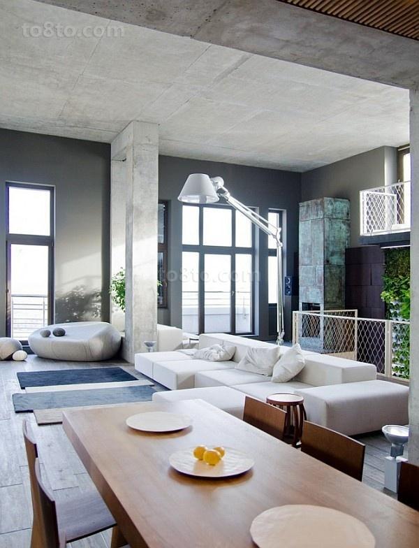 时尚高档别墅现代风格主卧室装修效果图
