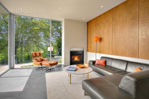 130万元打造浪漫温馨欧式风格客厅装修效果图大全2012图片