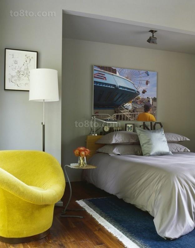 30万打造奢华欧式风格卧室装修效果图大全2014图片