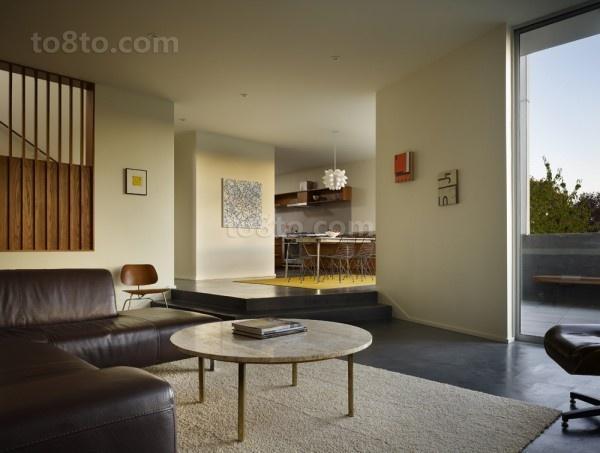 130万打造浪漫温馨欧式风格客厅装修效果图大全2012图片