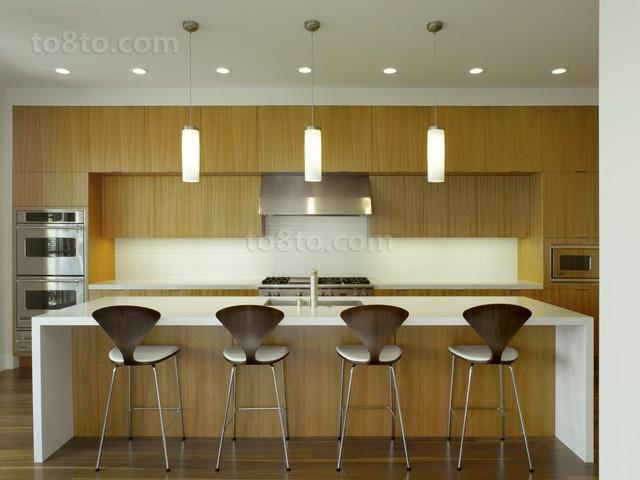 17万打造现代风格二居餐厅橱柜装修效果图大全2012图片