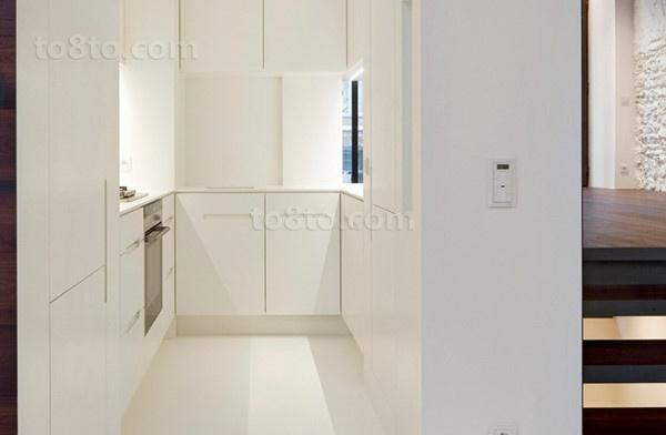 200万打造欧式风格厨房橱柜装修效果图设计