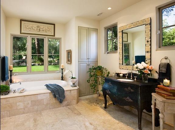 农村房子浴室装修效果图大全2013图片