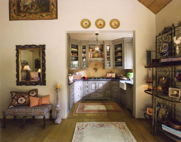 农村房子厨房装修效果图