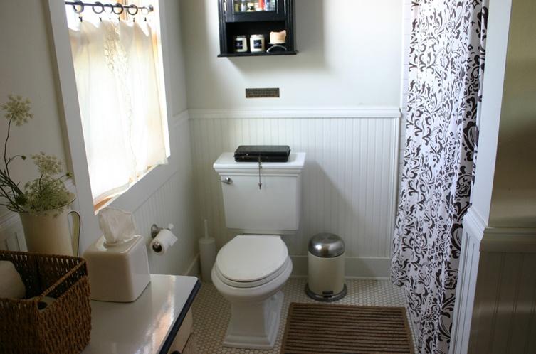 三室两厅两卫打造北欧风情卫生间装修效果图