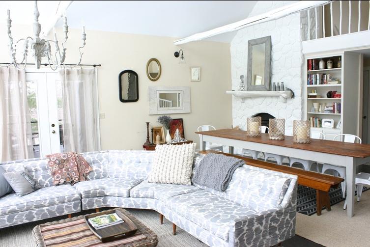 三室两厅两卫打造北欧风情装修效果图