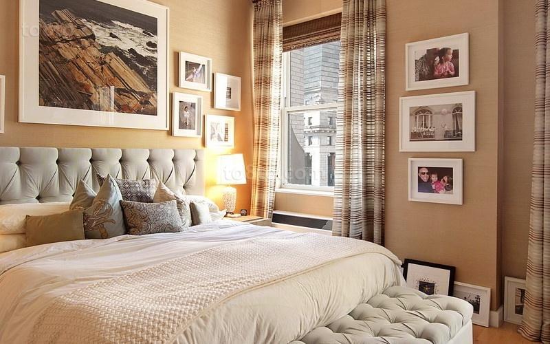 20万打造简约清新欧式卧室装修效果图大全